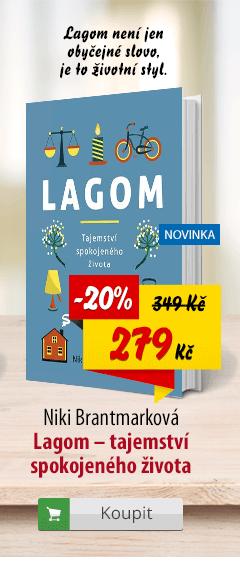 Niki Brantmarková Lagom - tajemství spokojeného života