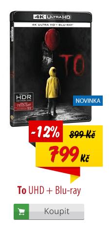 Stephen King To UHD Blu-ray