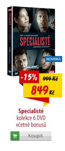 Specialisté Kolekce DVD