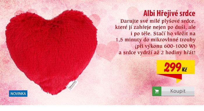 Hřejivé srdce Albi