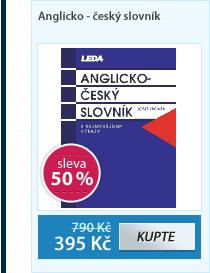 Anglicko - český slovník