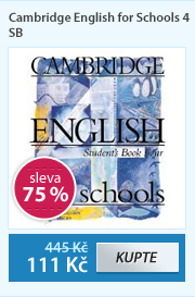 Cambridge English for Schools 4 SB