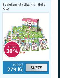 Společenská velká hra - Hello Kitty
