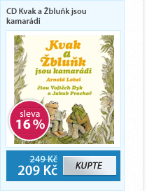 CD Kvak a Žbluňk jsou kamarádi