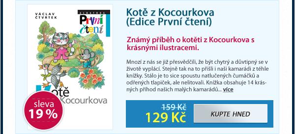 Kotě z Kocourkova (Edice První čtení)