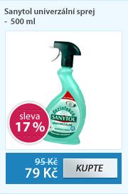 Sanytol univerzální sprej - 500 ml