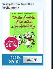 Veselá knížka Křemílka a Vochomůrky