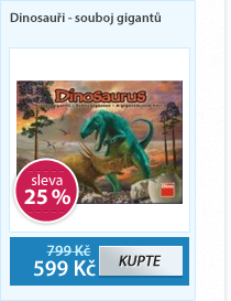 Dinosauři - souboj gigantů