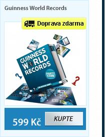 Guinness World Records - společenská hra