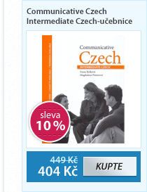 Communicative Czech Intermediate Czech-učebnice