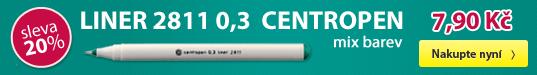 Liner 2811 0,3  Centropen