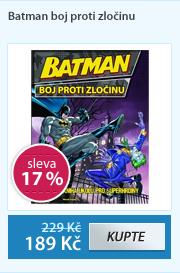 Batman boj proti zločinu