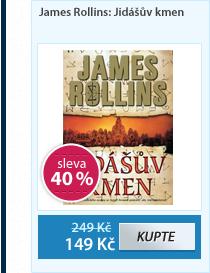 James Rollins: Jidášův kmen