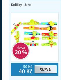 Kolíčky - Jaro
