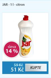 JAR - 1 l - citron