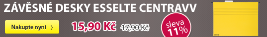 Závěsné desky Esselte Centra