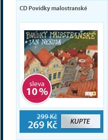 CD Povídky malostranské