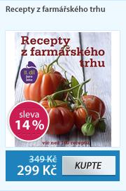 Recepty z farmářského trhu jaro - léto