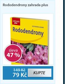 Rododendrony zahrada plus