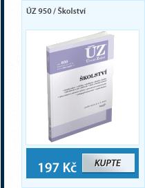 ÚZ 950 / Školství