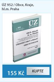 ÚZ 952 / Obce, kraje, hl. m. Praha, Úředníci obcí a krajů, Obecní policie