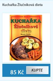 Kuchařka Žlučníková dieta