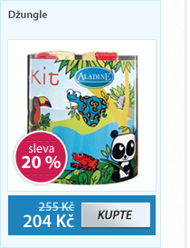 Razítka Kit - Džungle