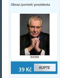 Obraz /portrét/ prezidenta