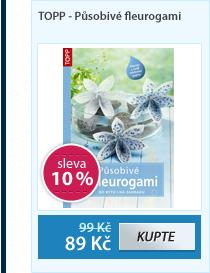 TOPP - Působivé fleurogami