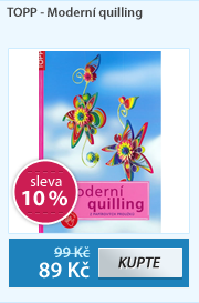 TOPP - Moderní quilling