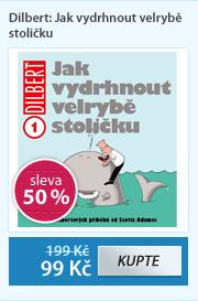 Dilbert 1 - Jak vydrhnout velrybě stoličku