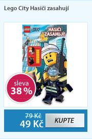 Lego City Hasiči zasahují