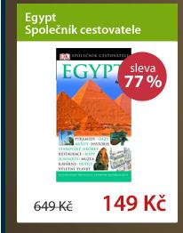 Egypt - Společník cestovatele - 3. vydání