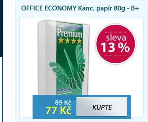 OFFICE ECONOMY Kancelářský papír 80g - B+