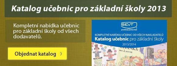 Katalog učebnic pro základní školy 2013