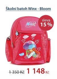 Školní batoh Winx - Bloom