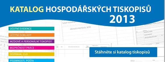 Katalog tiskopisů