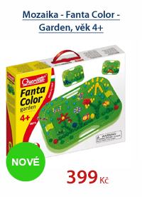 Mozaika - Fanta Color - Garden, věk 4+