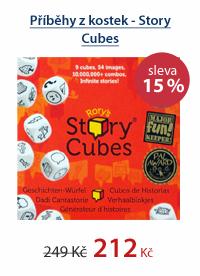 Příběhy z kostek - Story Cubes