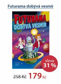 Futurama dobývá vesmír