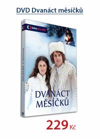 DVD Dvanáct měsíčků