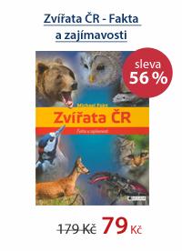 Zvířata ČR - Fakta a zajímavosti