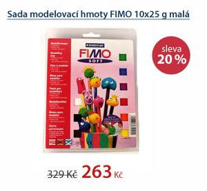 Sada modelovací hmoty FIMO 10x25 g malá