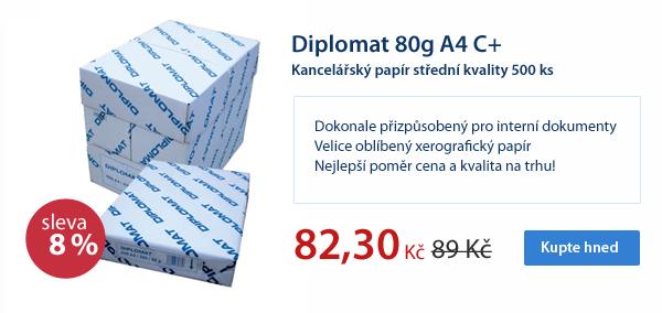 Diplomat 80g A4 C+