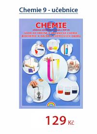 Chemie 9 - Úvod do obecné a organické biochemie a dalších chemických oborů - učebnice v souladu s RVP ZV