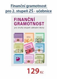 Finanční gramotnost pro 2. stupeň ZŠ - učebnice