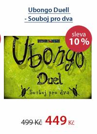 Ubongo Duell - Souboj pro dva