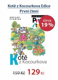 Kotě z Kocourkova Edice První čtení