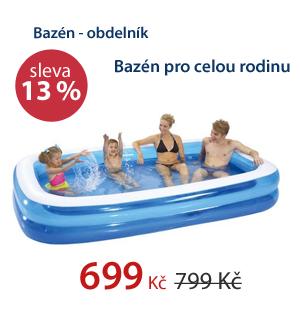 Bazén - obdelník
