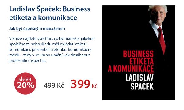Business etiketa a komunikace